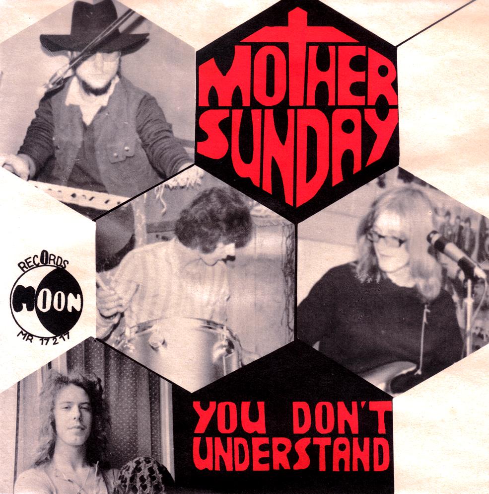 Mother Sunday - Midnight Graveyard - Back
